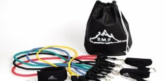 Black Mountain Products Resistance Bands Set Review