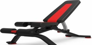 Bowflex 5.1 Adjustable Bench Review