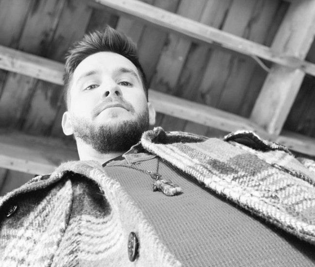 Devon Werkheiser in an Instagram post in 2019