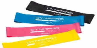 DynaPro Exercise Resistance Bands Review