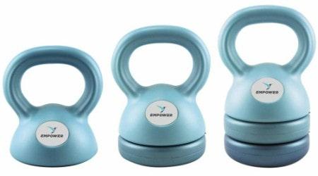 Empower Kettlebell Weight Set for Women Review