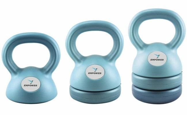 Empower Kettlebell Weight Set for Women