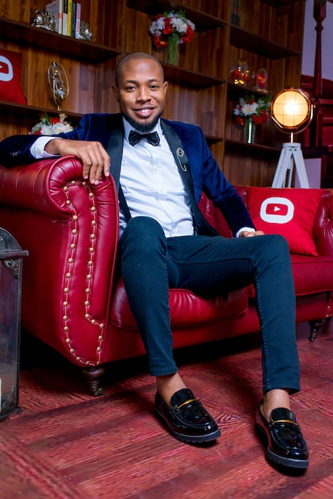 Eric Okafor on 'A Date With A Youtuber' Event in 2019