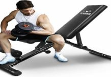 FLYBIRD Adjustable Weight Bench Review