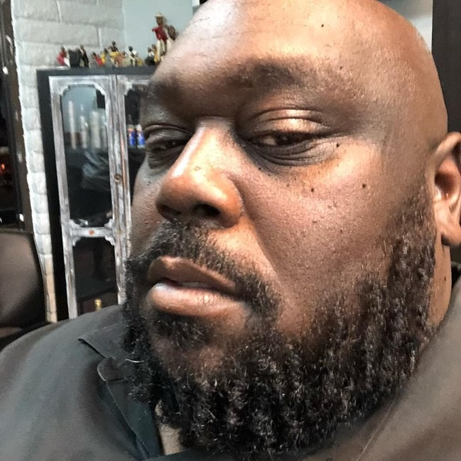 Faizon Love as seen in April 2018