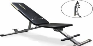 Fitness Reality 2000 Super Max XL Weight Bench Review