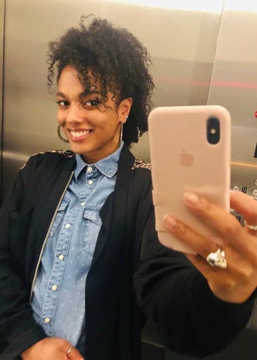 Freema Agyeman in an Instagram post in September 2019