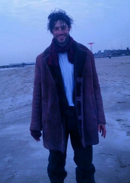 Hale Appleman as seen in a picture taken in January 2014