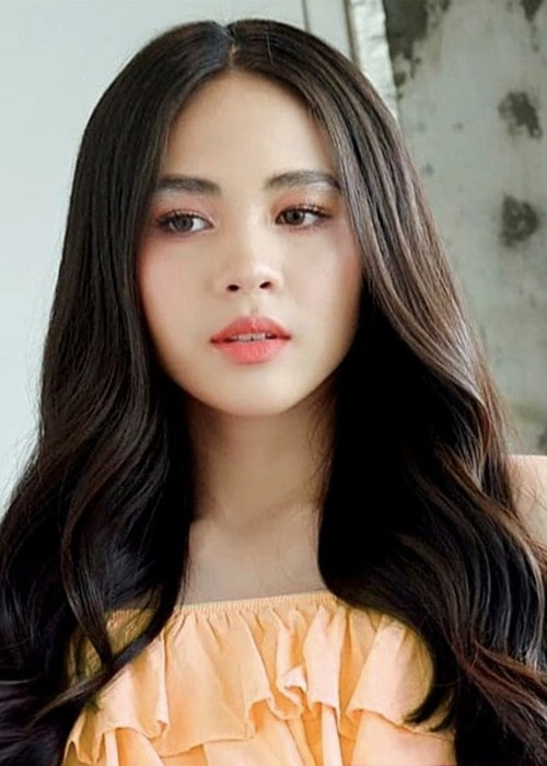 Janella Salvador as seen in January 2018
