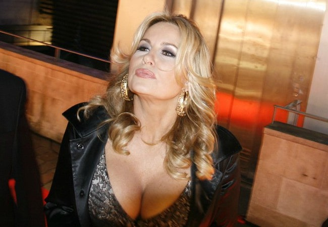 Jennifer Coolidge as seen in March 2012