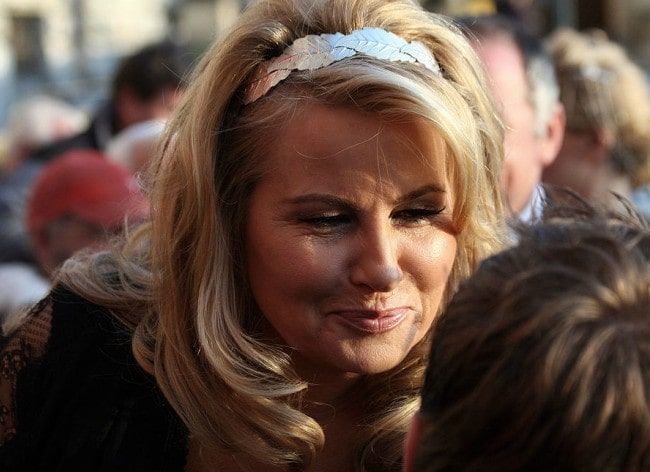 Jennifer Coolidge at the Romy TV Awards in April 2012
