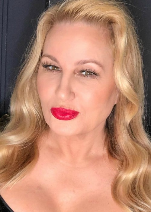 Jennifer Coolidge in an Instagram post as seen in September 2019