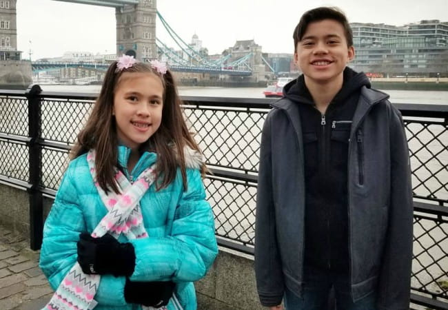 JillianTubeHD and Evan Moana as seen in January 2019