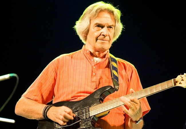 John McLaughlin as seen in July 2014