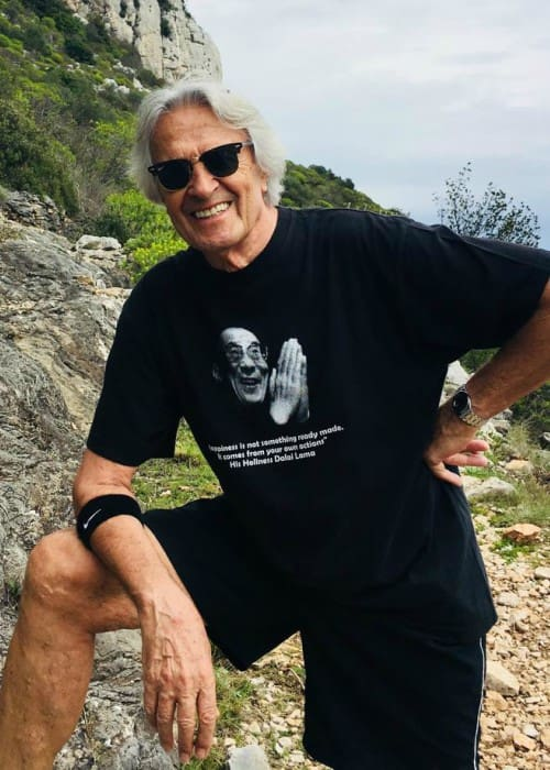John McLaughlin in an Instagram post as seen in April 2018