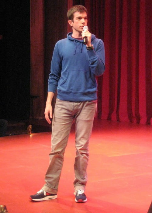John Mulaney during an event in September 2009