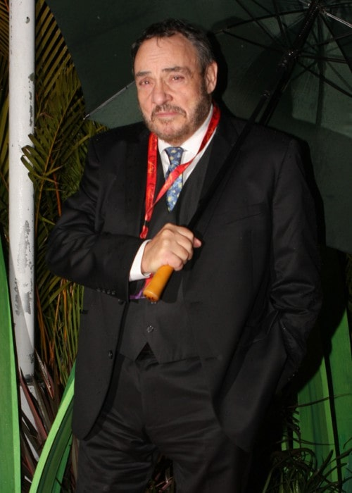 John Rhys-Davies as seen in 2012
