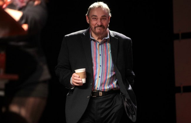 John Rhys-Davies at the 2014 Phoenix Comic-Con