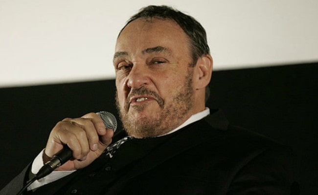 John Rhys-Davies during an event in September 2012