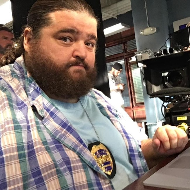 Jorge Garcia as seen in July 2017