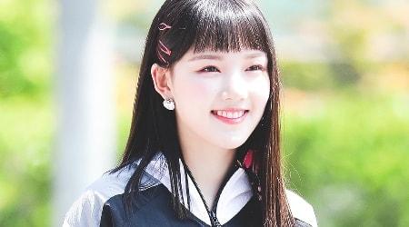 Jung Ye-rin (Yerin) Height, Weight, Age, Body Statistics