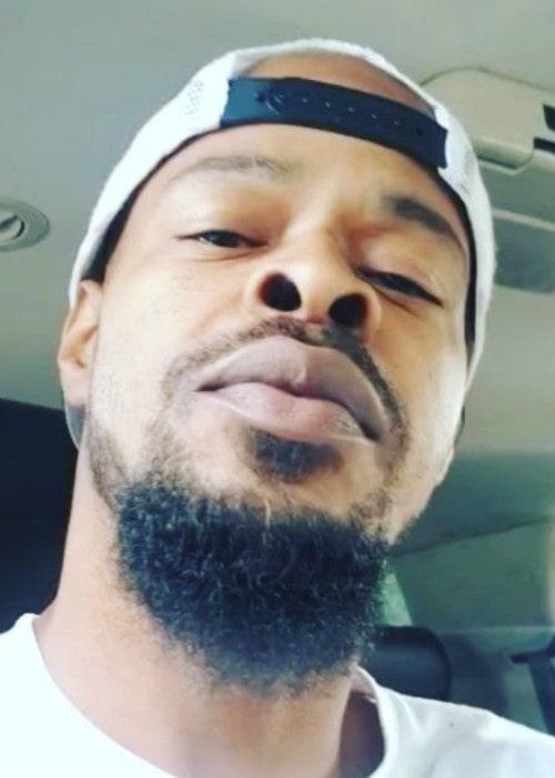 Kutt Calhoun in an Instagram selfie as seen in June 2019