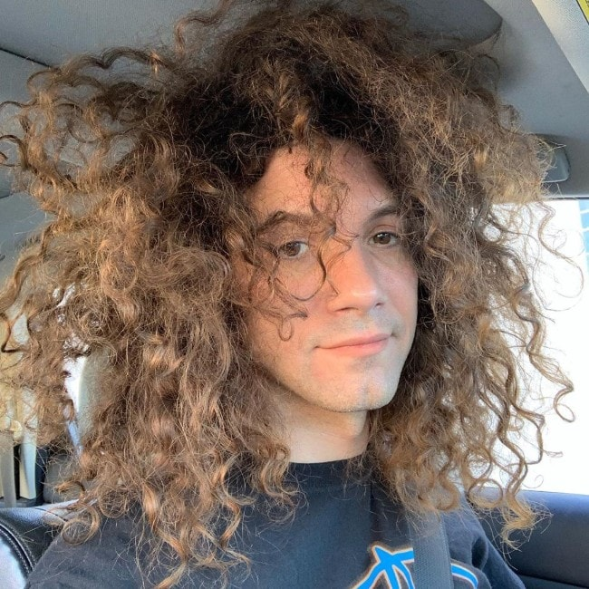 Dan Avidan as seen in July 2019
