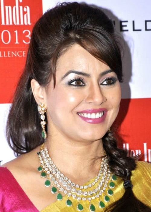 Mahima Chaudhry at Retail Jeweller India Awards in 2013
