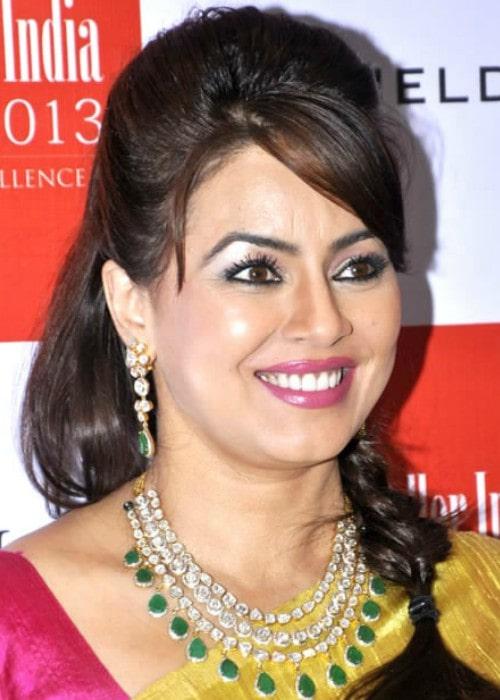 Mahima Chaudhry at Retail Jeweller India Awards in 2013