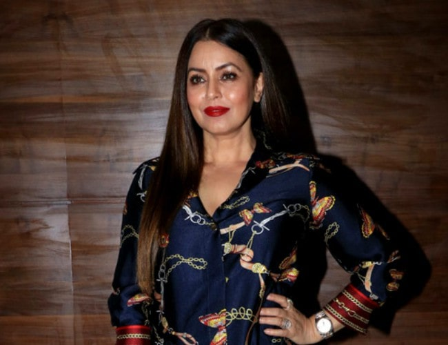 Mahima Chaudhry during an event in October 2018