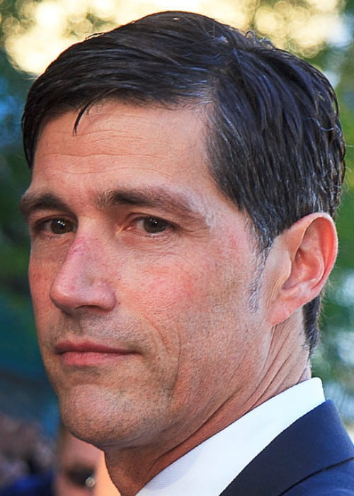 Matthew Fox at the Toronto International Film Festival in 2012