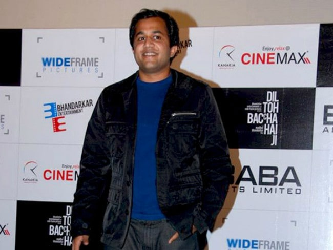 Omi Vaidya during an event in 2011