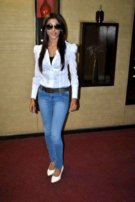Paoli Dam as seen during the promotions of the film Hate Story in August 2012