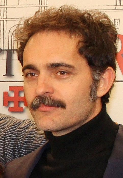 Pedro Alonso as seen in a picture taken during an event for the show 'Hospital Real' in April 2015