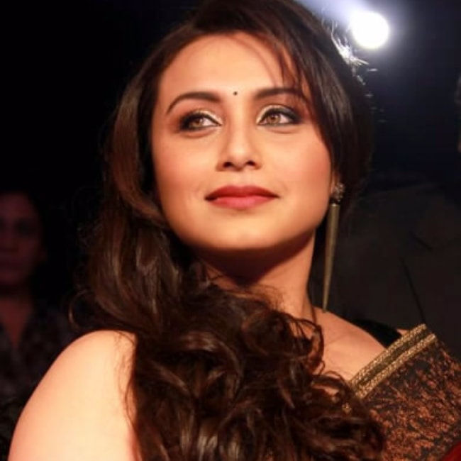 Rani Mukerji as seen at Gr8! Women Awards in Dubai in February 2013