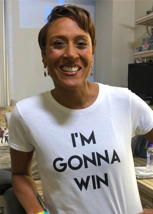 Robin Roberts in an Instagram post in March 2019