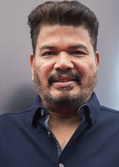 S. Shankar during an event in November 2018