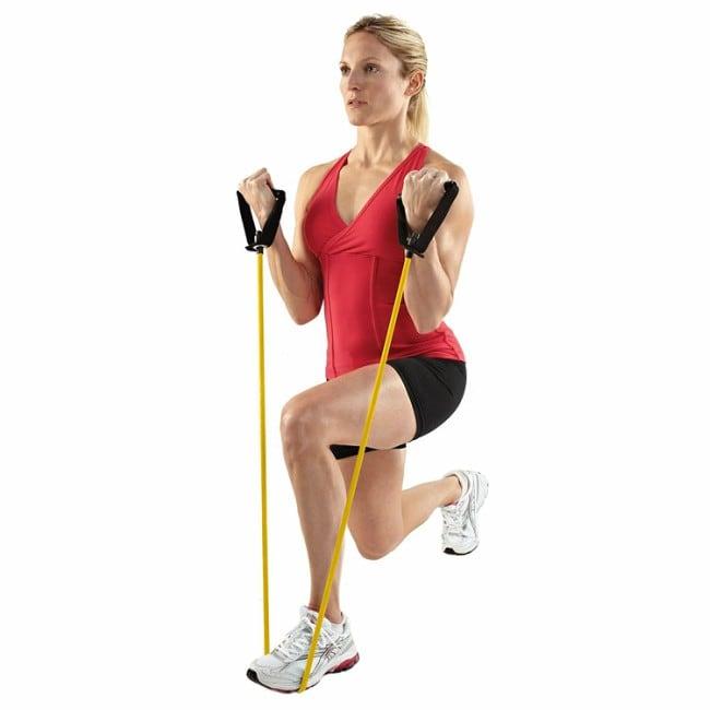 SPRI Xertube Resistance Bands Exercise Cords Exercises