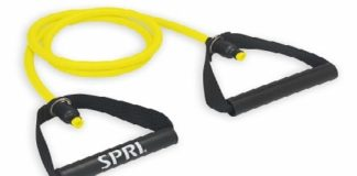 SPRI Xertube Resistance Bands Exercise Cords Review