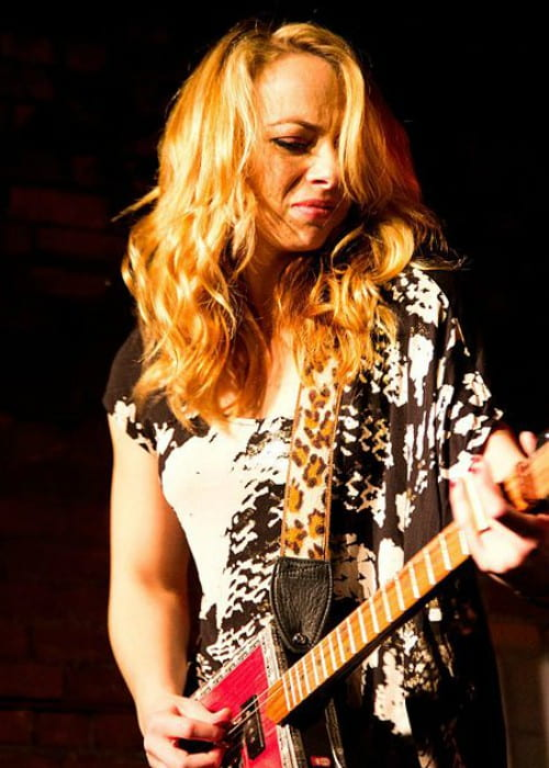 Samantha Fish as seen in December 2013