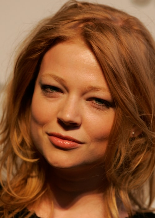 Sarah Snook as seen in a picture taken in October 2012