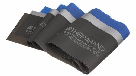 TheraBand Resistance Bands Set Review