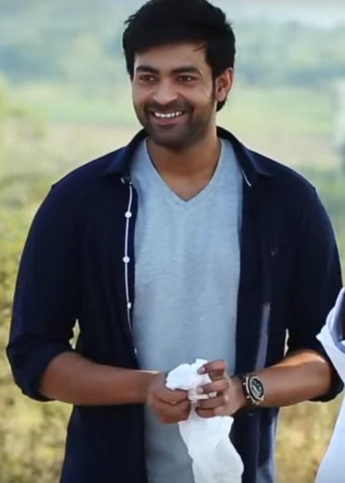 Varun Tej as seen in April 2014