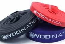 WOD Nation Pull up Assistance Bands Review