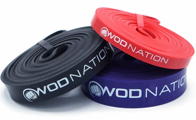 WOD Nation Pull up Assistance Bands