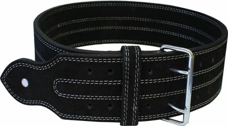 Ader Leather Power Lifting Weight Belt Review