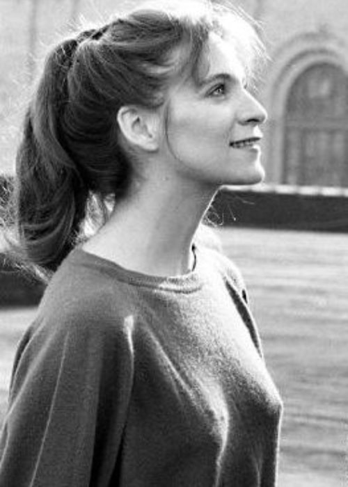 Amanda Plummer as seen in a picture taken back in January 1987