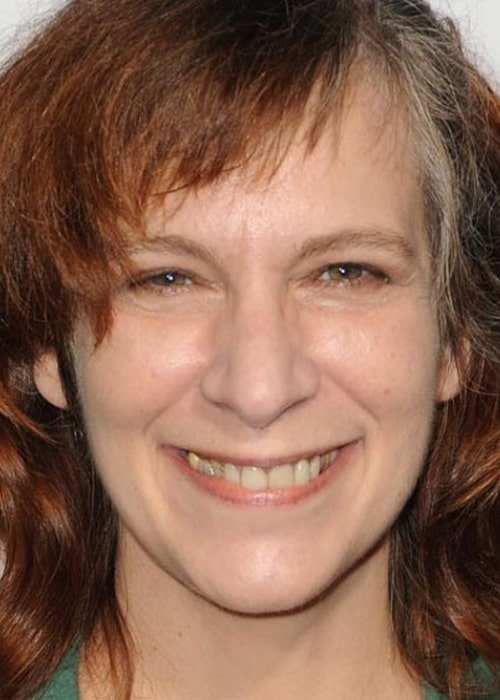 Amanda Plummer as seen in a picture taken in July 2012