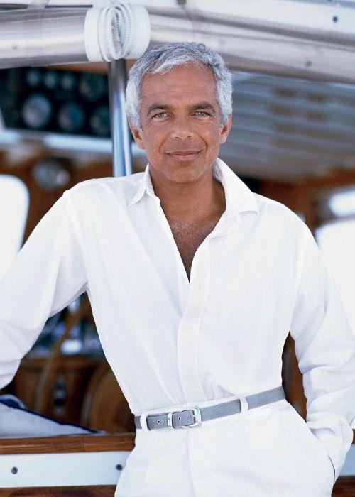 American designer Ralph Lauren