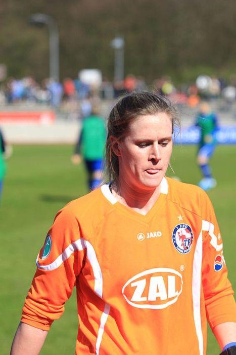 American soccer player Alyssa Naeher